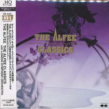 The Alfee Classics With London Synphony Orchestra [Limited Edition]