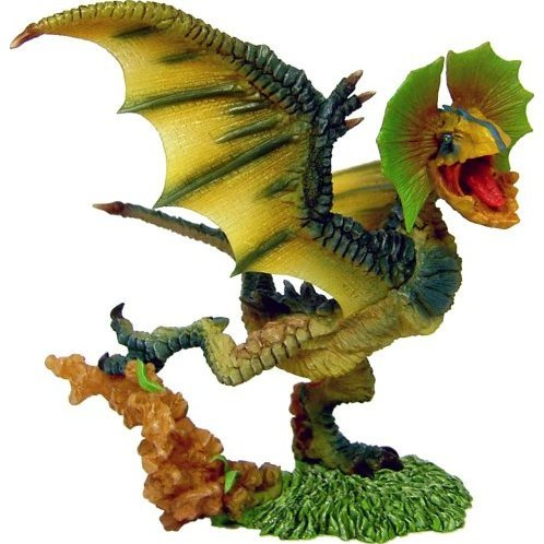 Dynamic Monster Arts Vol. 3 Monster Hunter Pre-Painted Statue Monster Bird (Limited Edition)