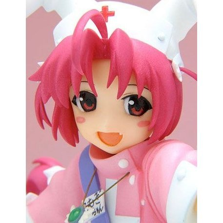 Nurse Witch Komugi 1/10 Scale Pre-Painted PVC Figure: Nakahara Komugi