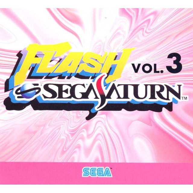 Sega Saturn Flash Vol. 3