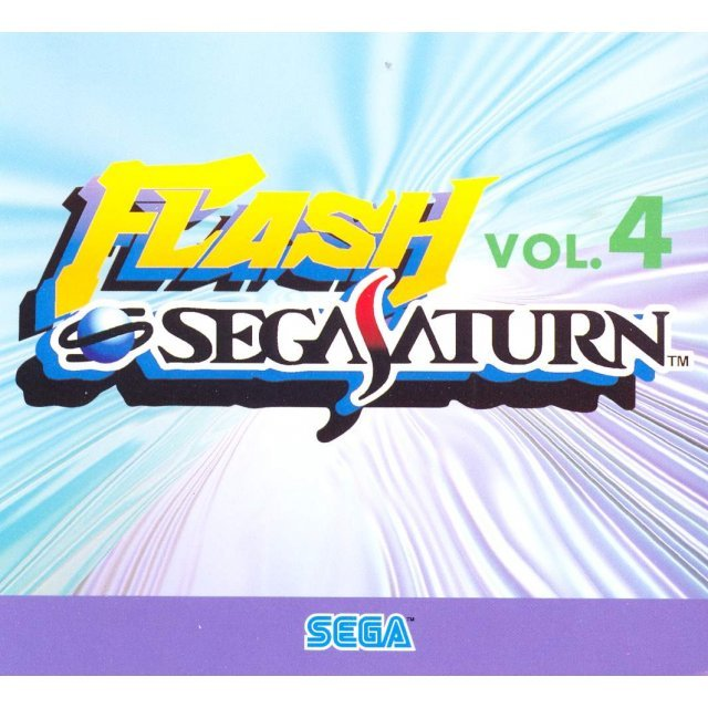 Sega Saturn Flash Vol. 4