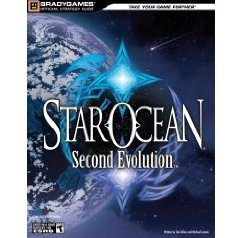 Star Ocean: Second Evolution Official Strategy Guide