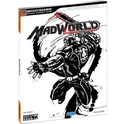 MadWorld Official Strategy Guide