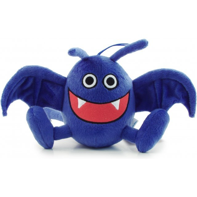 Dragon Quest Smile Slime Monster Plush Doll: Doraki