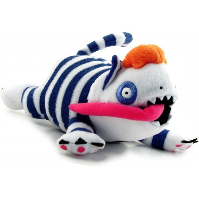 Dragon Quest Smile Slime Monster Plush Doll: Purisunyan