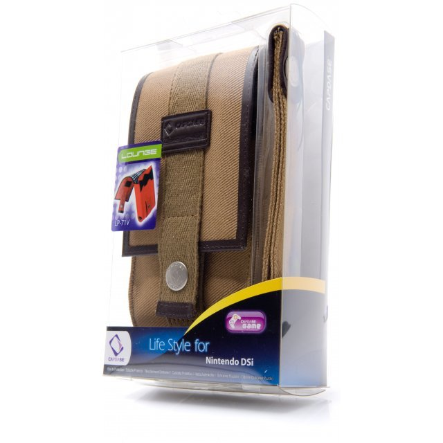 Life Style Protective Case - Lounge Pouch LP-71V (Gold)
