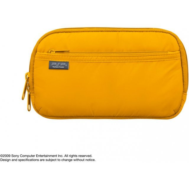 PSP Pouch (Bright Yellow)