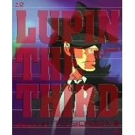Lupin The Third Second TV. BD Box II