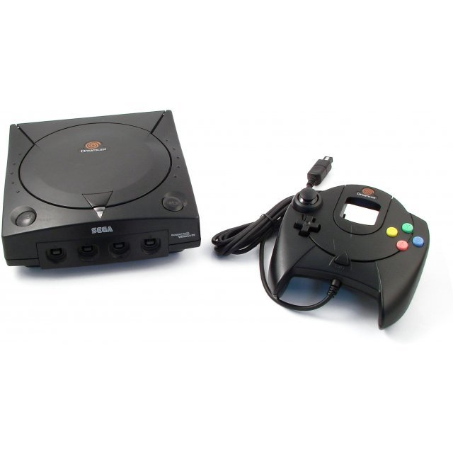 Dreamcast Console - D-Direct Black Special Edition (Japanese version) (loose)