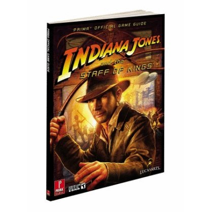 Indiana Jones and the Staff of Kings Official Game Guide