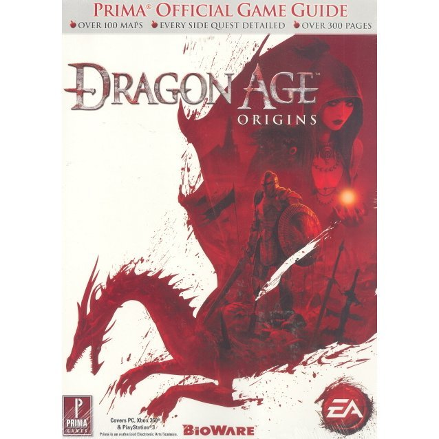 Dragon Age: Origins Official Game Guide