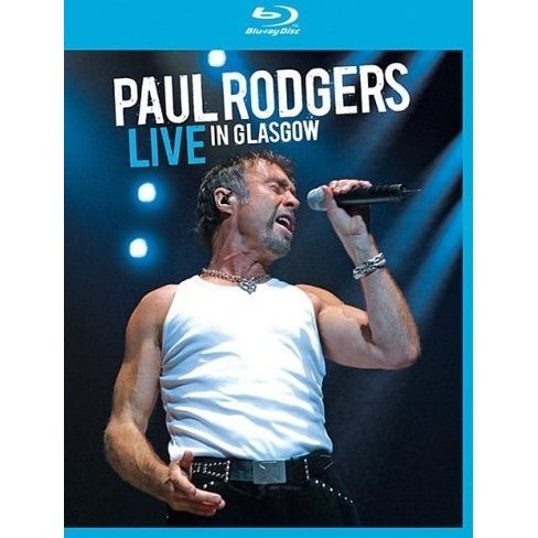 Paul Rodgers: Live in Glasgow