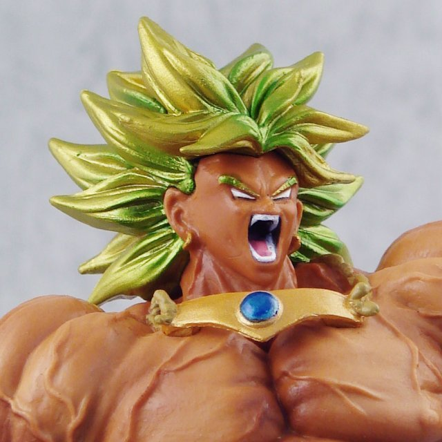 Dragon Ball Z DX Max Muscle Mania Vol. 1 Pre-Painted Figure: Burori Super Saiyan