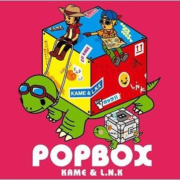 Pop Box [CD+DVD Limited Edition]