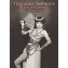 Teichiku Works Jun Togawa - 30th Anniversary [6SHM-CD+3DVD Limited Edition]