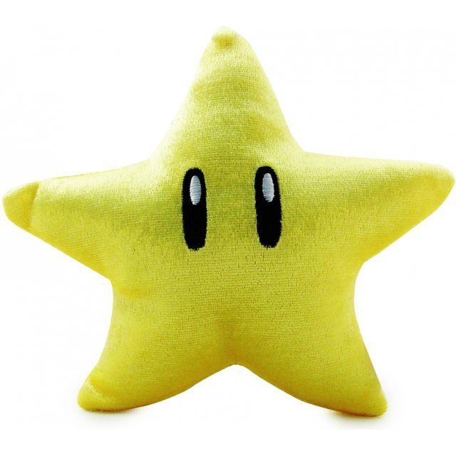 Mario Kart Vol. 2 Plush Doll: Star