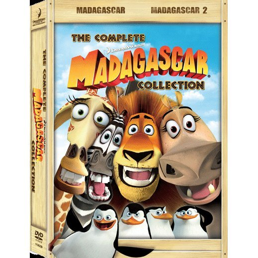 Madagascar [The Complete Colletion]