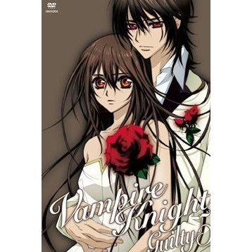 Vampire Knight Guilty 5