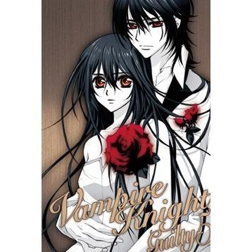 Vampire Knight Guilty 5 [Limited Edition]