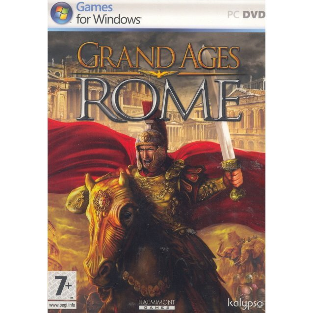 Grand Ages Rome (DVD-ROM)