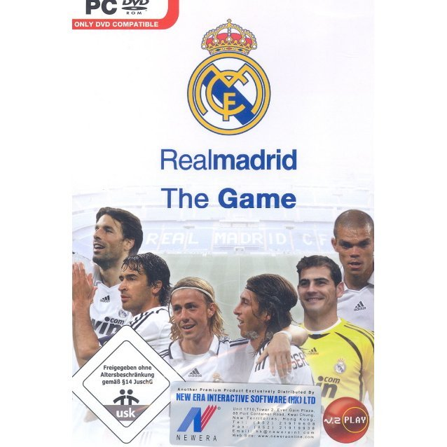 Real Madrid (DVD-ROM)