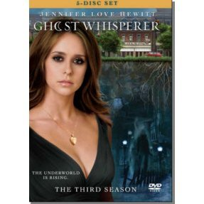 Ghost Whisperer [The Complete Third Season 5-Discs Boxset]