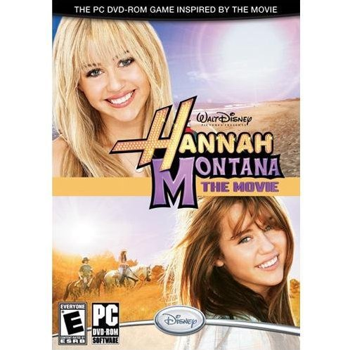 Walt Disney Pictures Presents Hannah Montana The Movie (DVD-ROM)