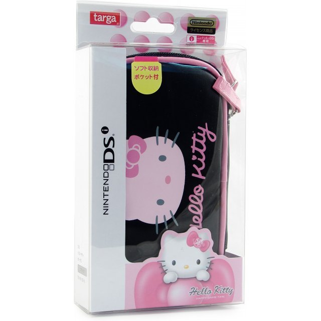 Hello Kitty Pouch DSi (Black)