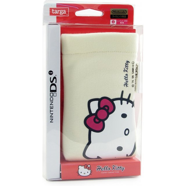 Hello Kitty Pocket DSi (White)