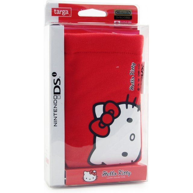 Hello Kitty Pocket DSi (Red)