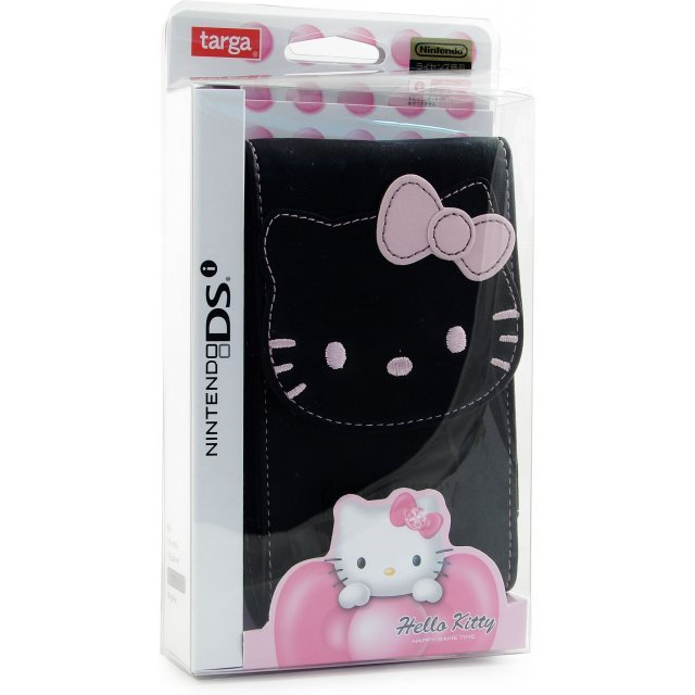 Hello Kitty Slim Pouch DSi (Black)