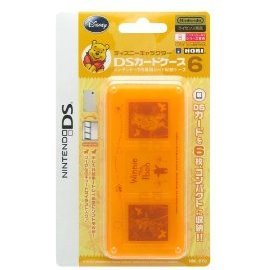 Disney Character DS Card Case 6 (Winnie the Pooh)