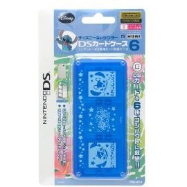 Disney Character DS Card Case 6 (Stitch)