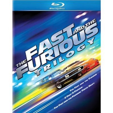 The Fast and the Furious Trilogy (The Fast and the Furious / 2 Fast 2 Furious / The Fast and the Furious: Toyko Drift)