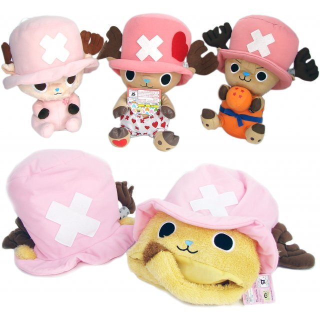 One Piece Chopper Plushy Spring Special (Ships Randomly)