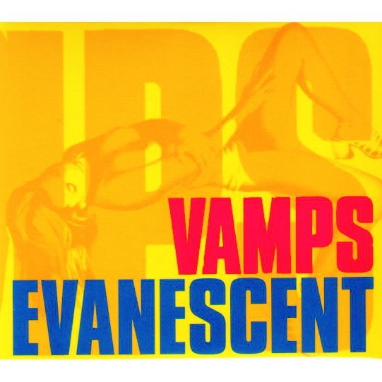 Evanescent [CD+DVD Limited Edition]