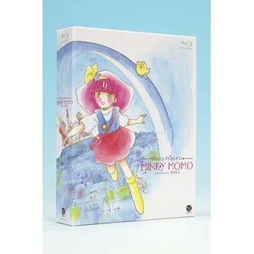 Minky Momo Blu-ray Disc Box 3
