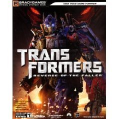 Transformers: Revenge of the Fallen Official Strategy Guide