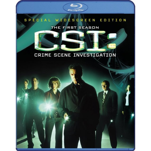 CSI: Crime Scene Investigation - Season One