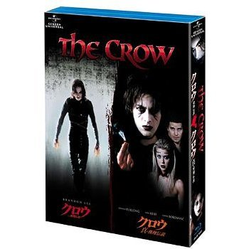The Crow Blu-ray Twin Pack [Limited Edition]