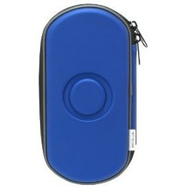 Hard Pouch Portable 3 (Blue)