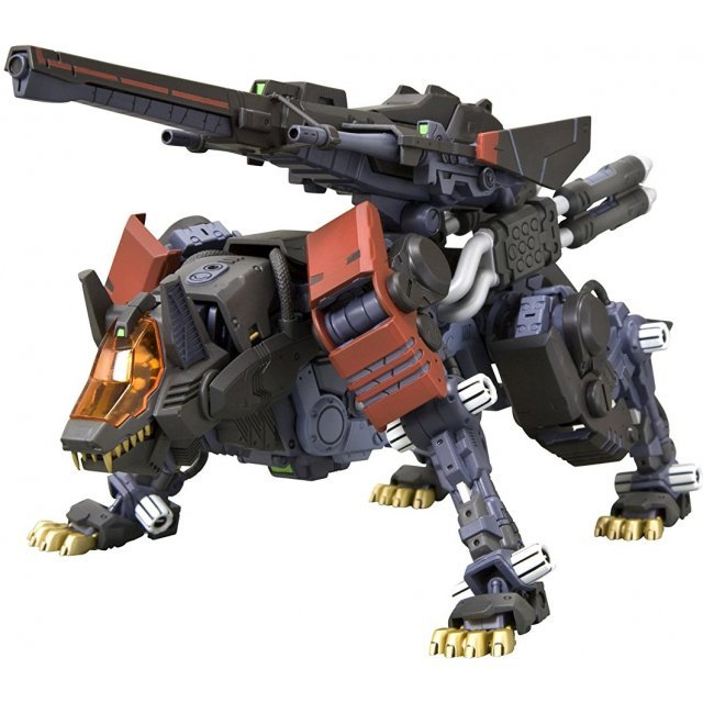 Zoids 1/72 Scale Pre-Painted Plastic Model Kit: Command (Wolf Irvine Version)