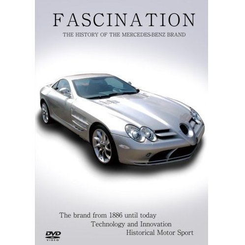 Fascination: The History Of The Mercedes Benz Part.2