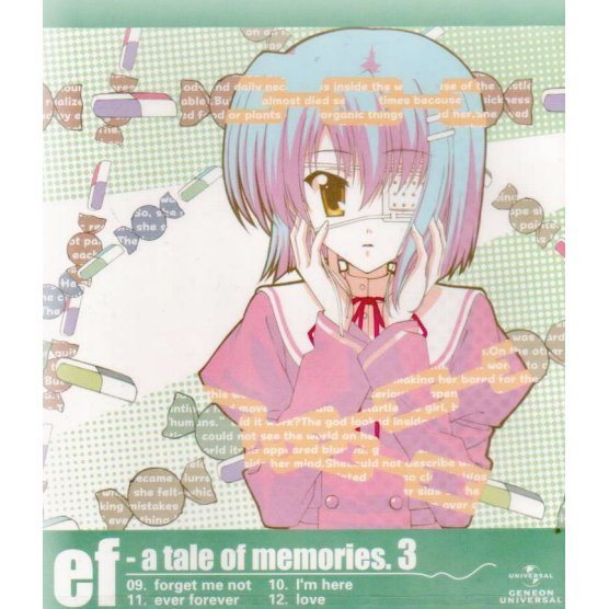Ef - A Tale Of Memories Vol.3
