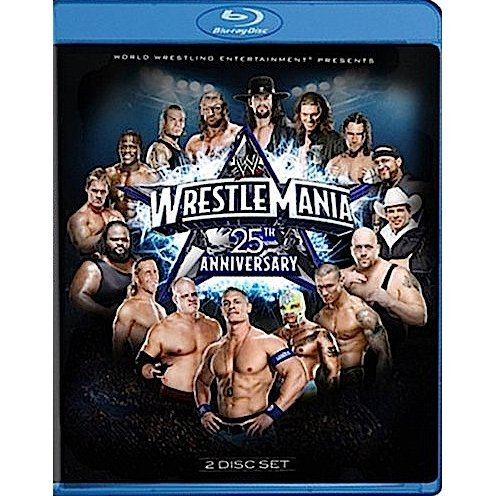 WWE: Wrestlemania XXV - 25th Anniversary