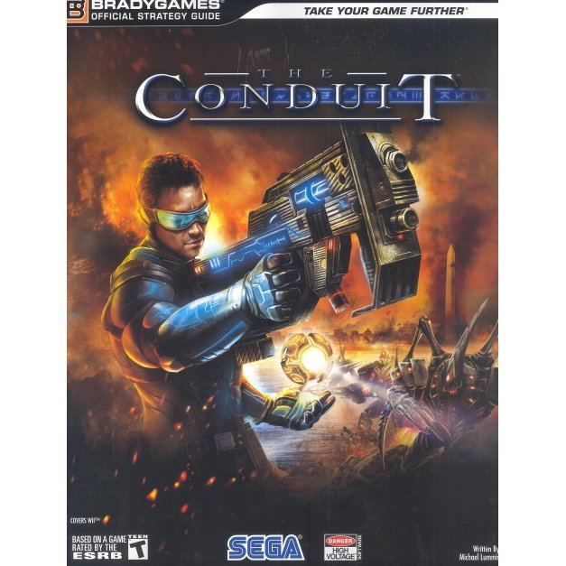 The Conduit Official Strategy Guide