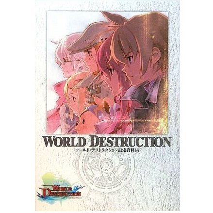 World Destruction Setting Sourcebook