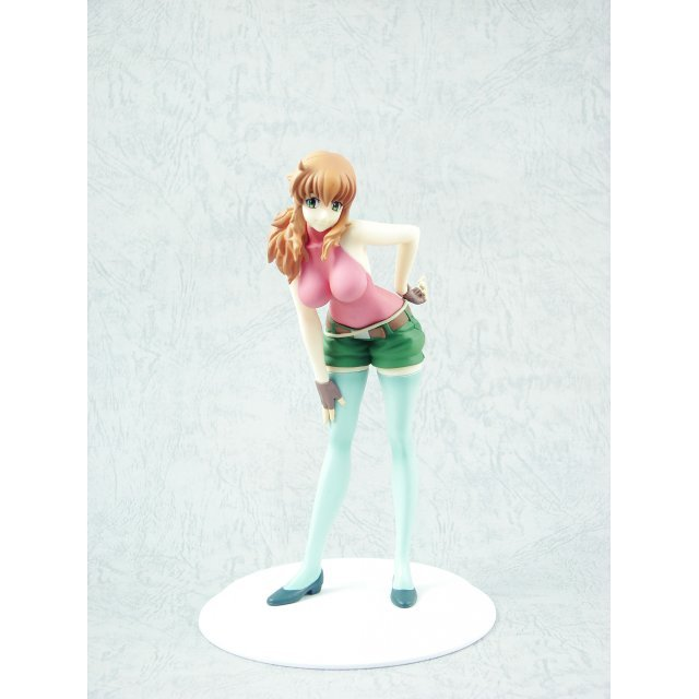 Mobile Suit Gundam 00 DX Heroine Figure Special Pre-Painted Figure: Christina Sierra