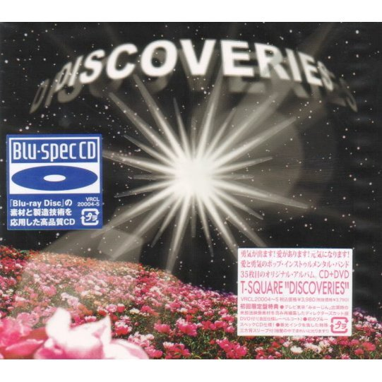 Discoveries [Blu-spec CD+DVD Limited Edition]