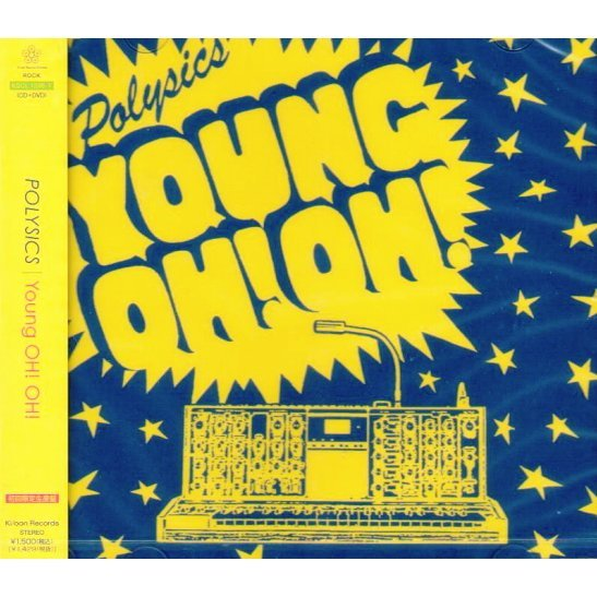 Young Oh! Oh! [CD+DVD Limited Edition]